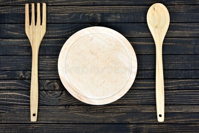 Download Ustensiles De Cuisine Sur Le Tableau Photo stock - Image du panneau, repas: 76080018