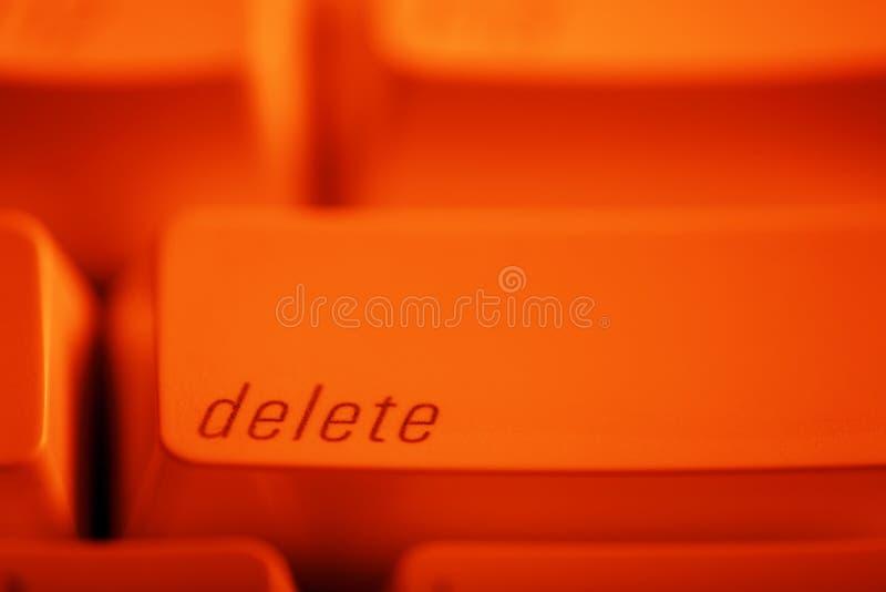 usuń zdjęcia stock