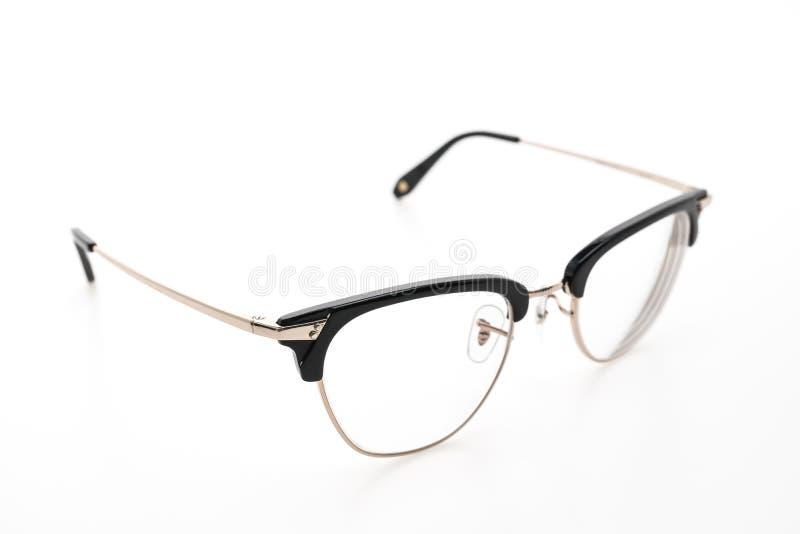 Usura degli occhiali immagine stock
