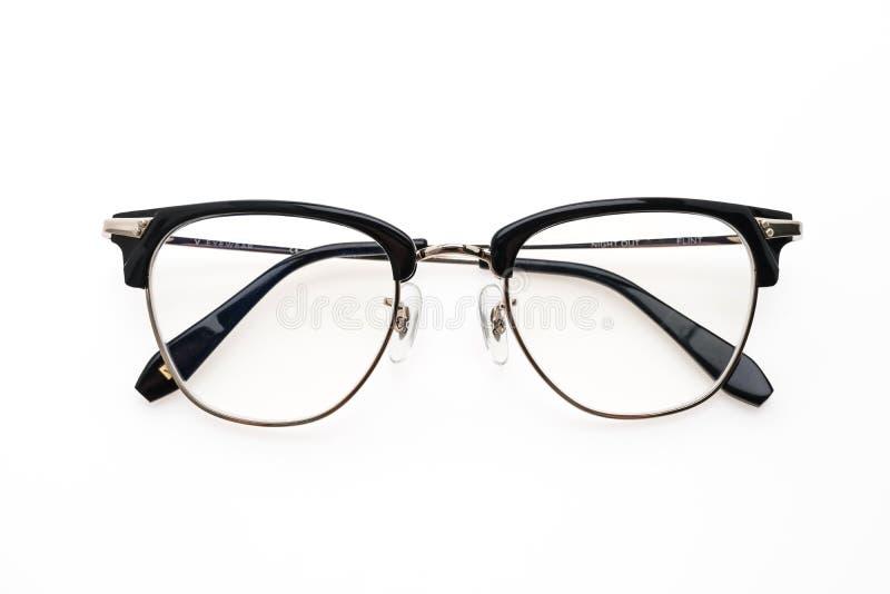 Usura degli occhiali fotografia stock libera da diritti