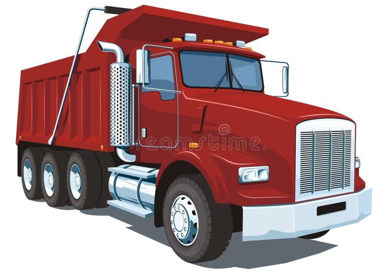 Usyp ciężarówka