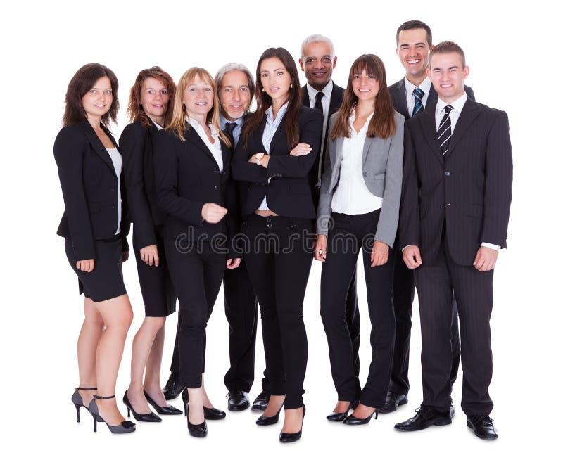 Uszeregowanie dyrektory wykonawczy lub partnery zdjęcie royalty free