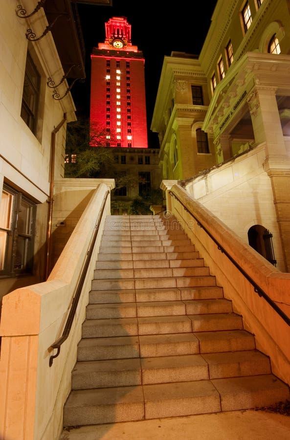 UT toren #1 royalty-vrije stock afbeeldingen