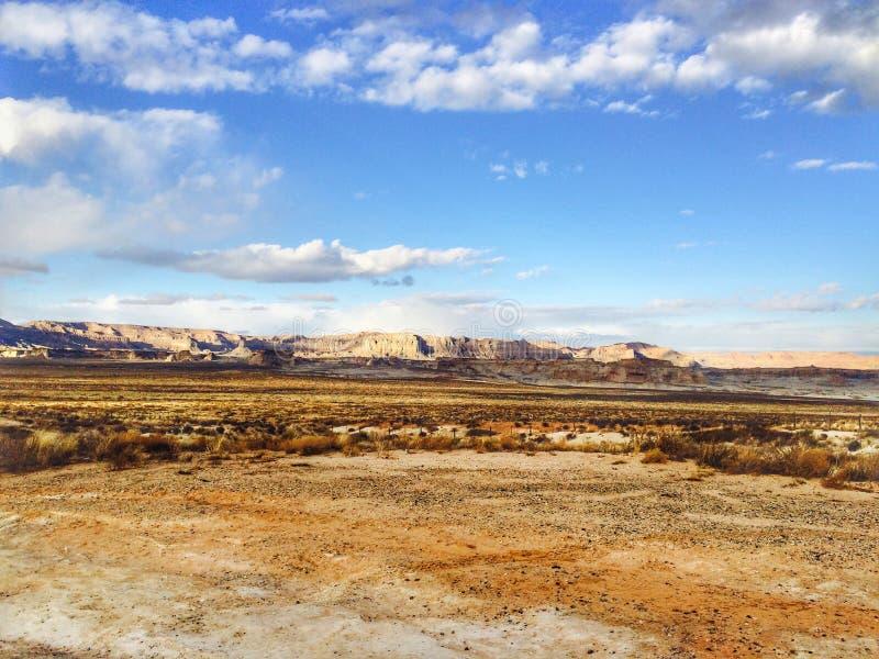 Utah Arizona stockbilder