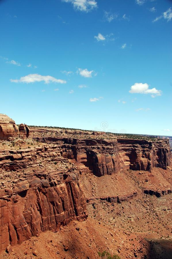 Utah Canyonlands Stock Image