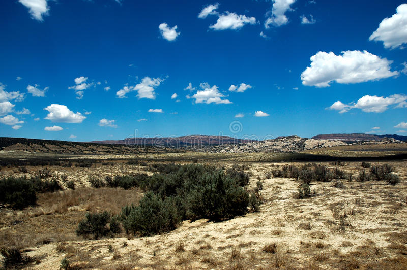 Download Utah desert landscape stock image. Image of brush, west - 25743777