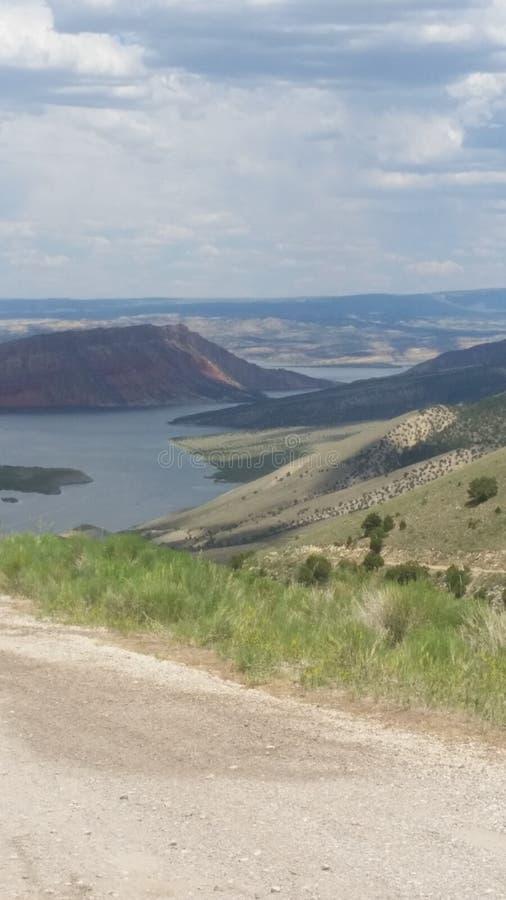 Utah dinosaurio fotos de archivo