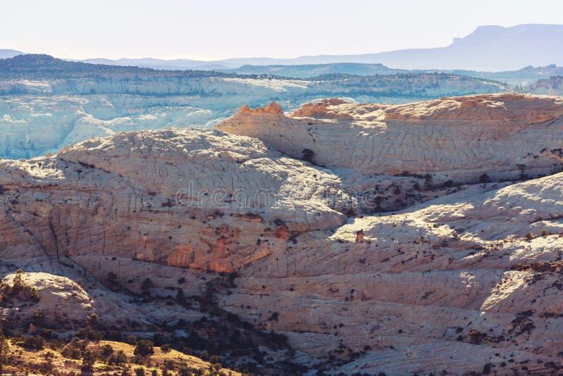 Utah Krajobrazy obraz stock