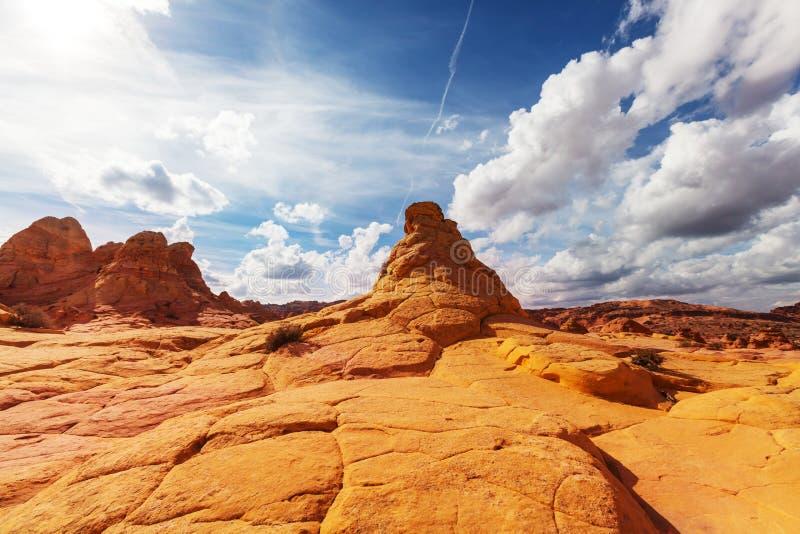 Utah Krajobrazy obrazy stock