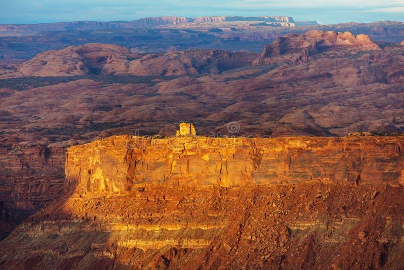 Utah Krajobrazy zdjęcia stock