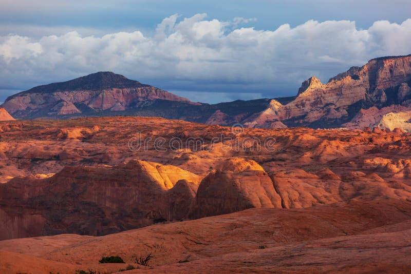 Utah landscapes stock photography