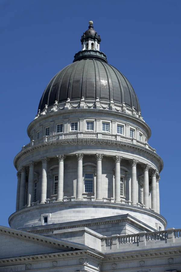 Utah State Capitol stock photography