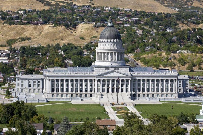 Utah State Capitol royalty free stock photos