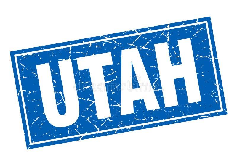 Utah znaczek ilustracja wektor