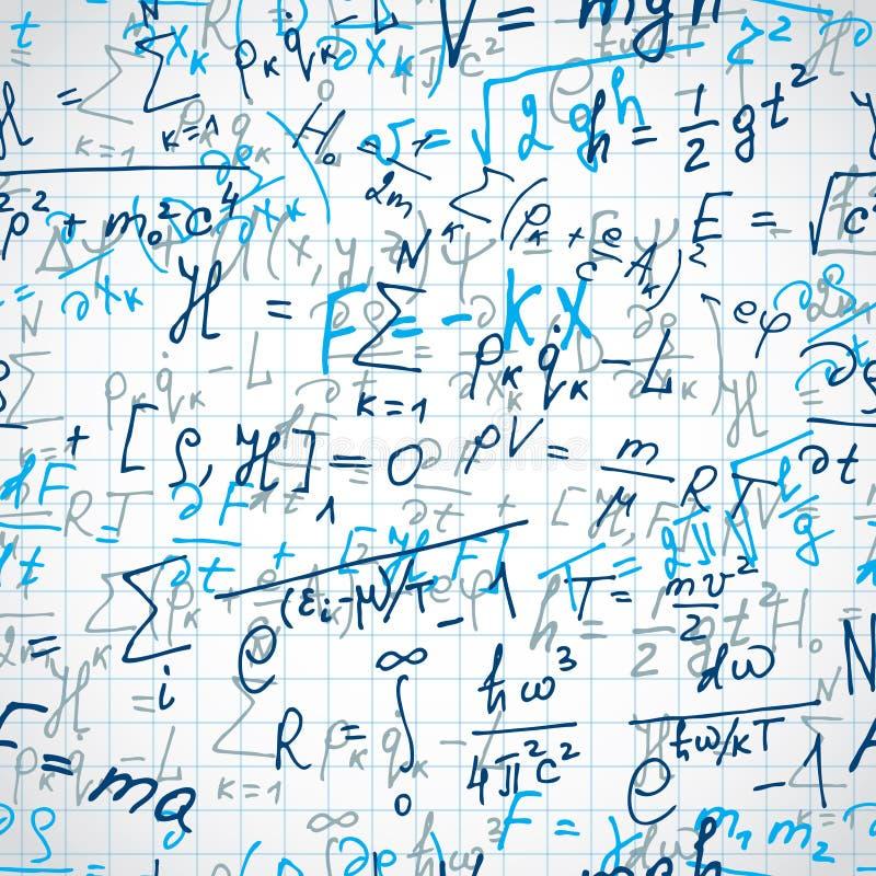 Utbildnings- eller vetenskapsbakgrund. vektor illustrationer