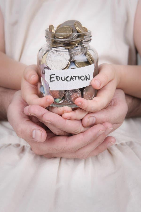 Utbildningsfonder royaltyfria foton