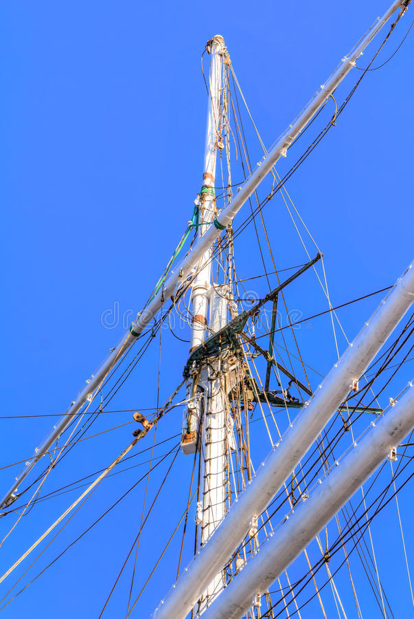 Utbildningsskepp Gorch Fock fotografering för bildbyråer