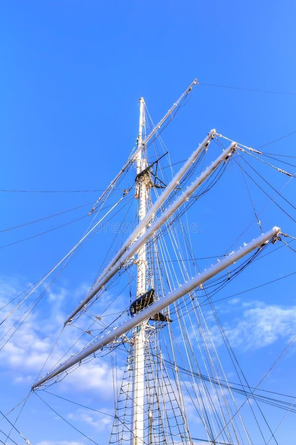 Utbildningsskepp Gorch Fock arkivfoto