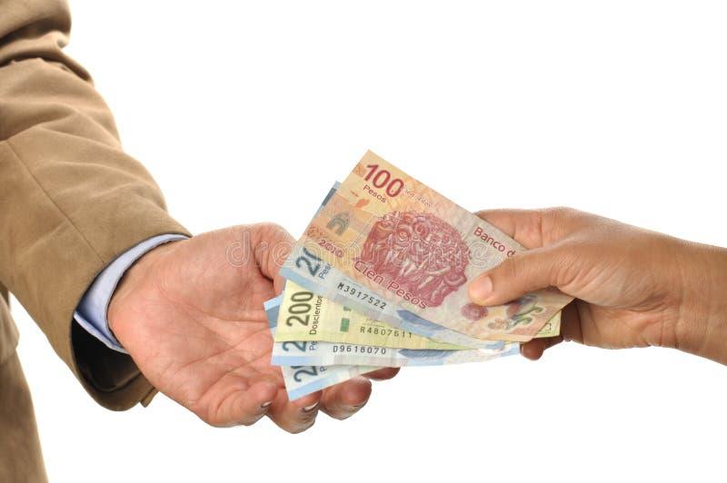 utbytespengar arkivfoto