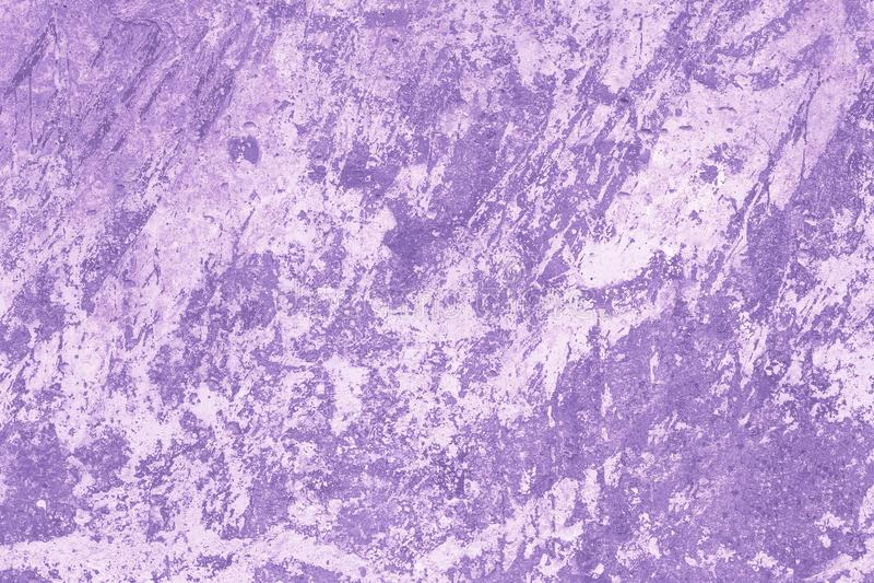 Utdrag vattenfärgsbakgrund Vågrät ritning Lila målad vägg, färgat papperskort Måla färg på arbetsyta, mönster Rosa royaltyfri illustrationer