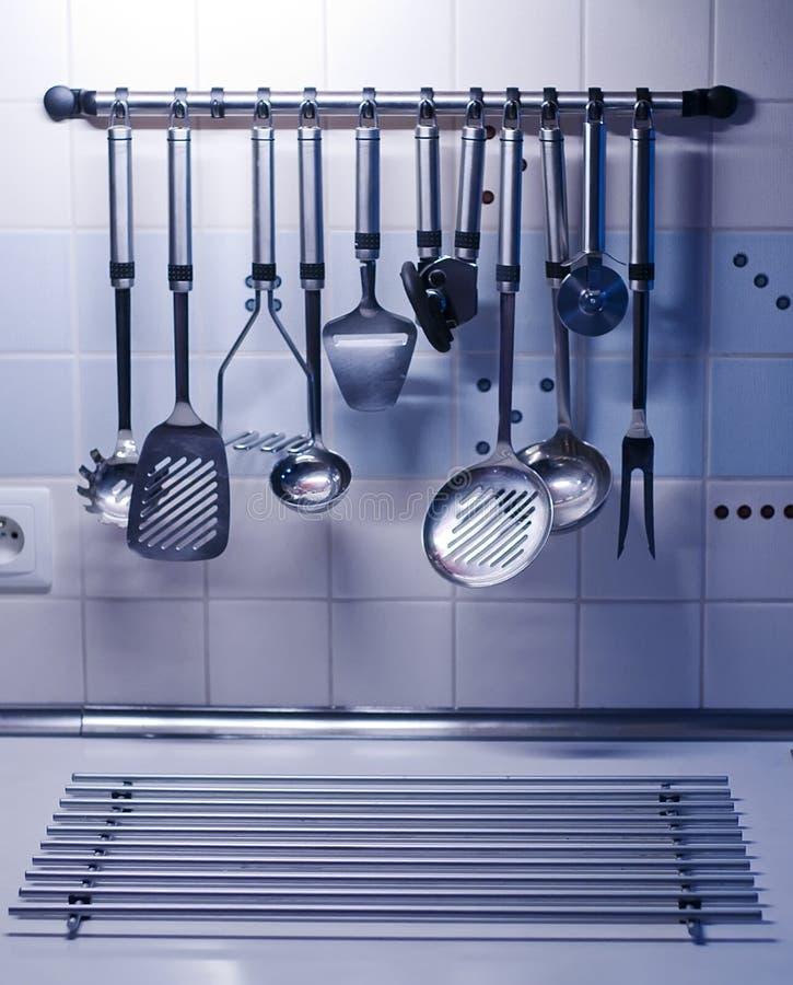 Utensílios da cozinha imagem de stock royalty free