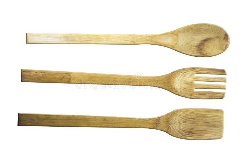Utensili da cucina di legno immagine stock immagine di - Utensili di cucina ...