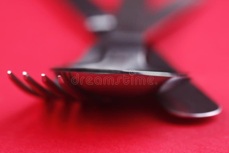 Download Utensili dell'alimento immagine stock. Immagine di isolato - 7323547