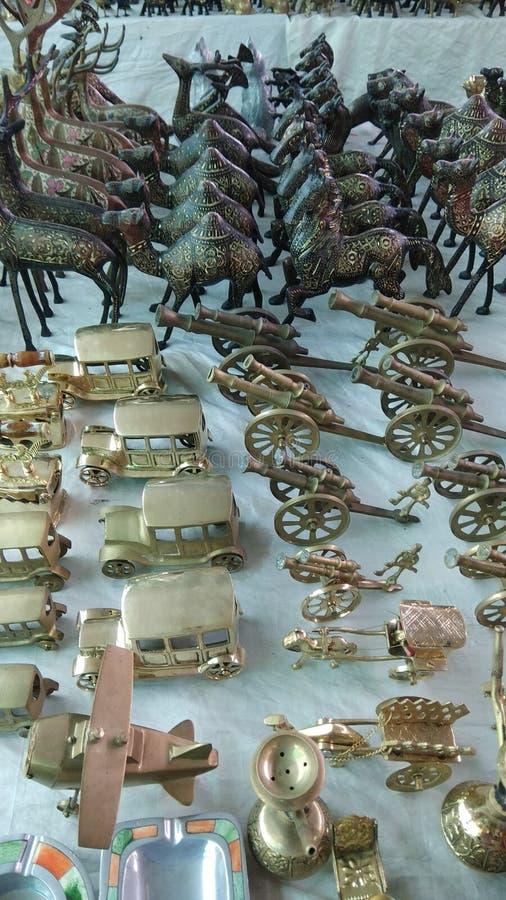 Utensilios y artefactos del metal imagen de archivo