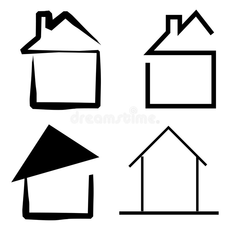 utgångspunkt vektor illustrationer