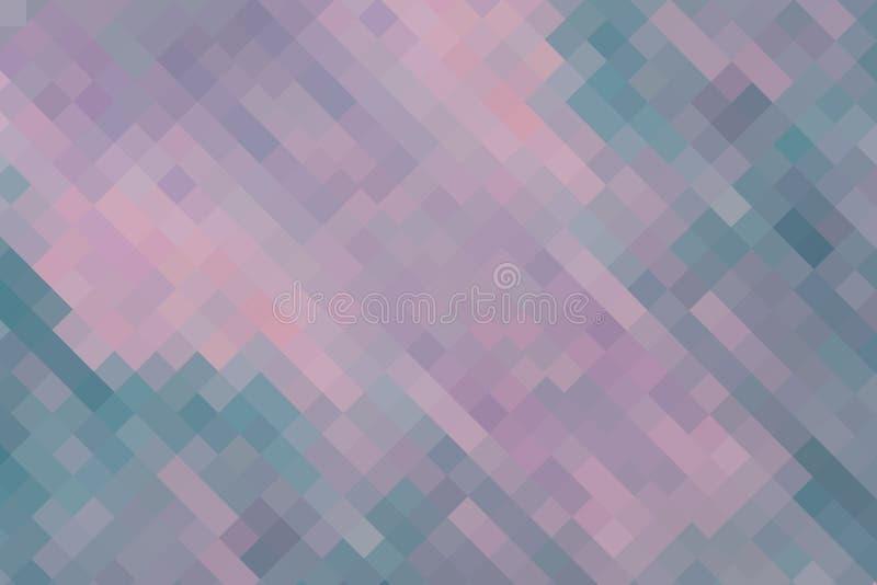 Utile géométrique de vintage coloré pour le fond images stock