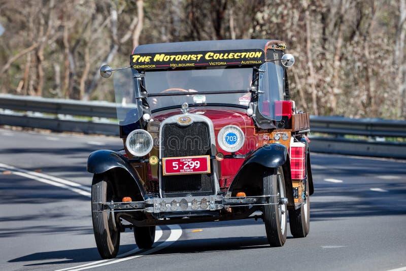 Utilidade 1928 do nacional de Chevrolet imagens de stock