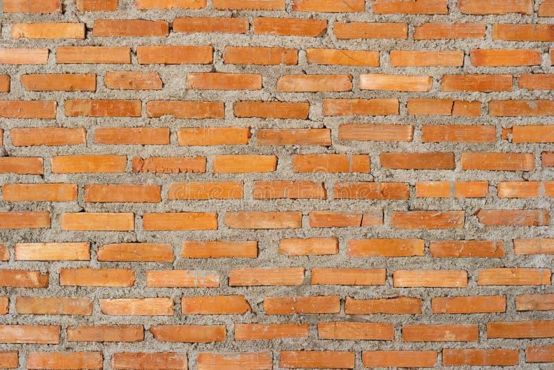 Utilisation grunge de fond de texture de mur de briques à la conception intérieure images stock