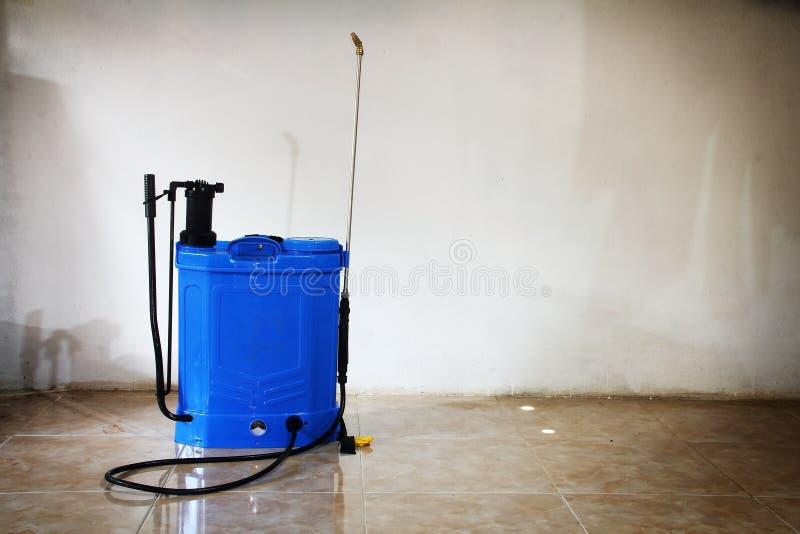 Utilisations agricoles de pulvérisateur photos stock