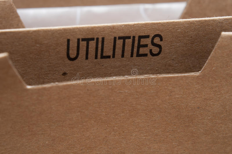 Download Utilities stock image. Image of files, word, services - 23609717