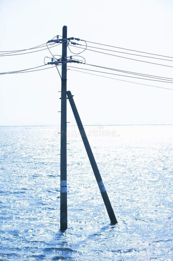Free Utility Pole Royalty Free Stock Photo - 10155395