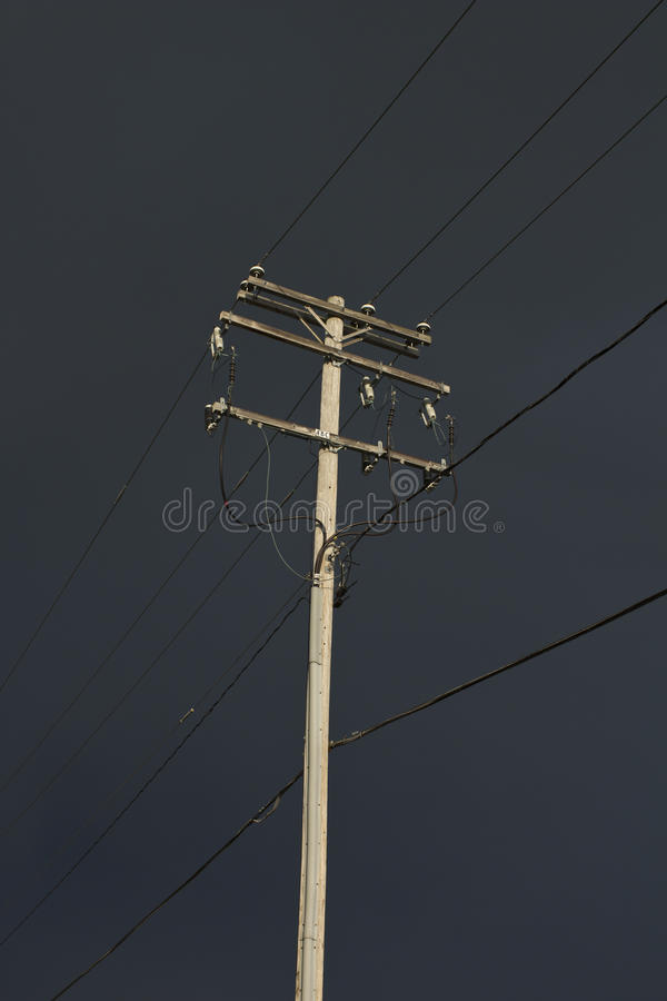 Free Utility Pole Stock Images - 24797994