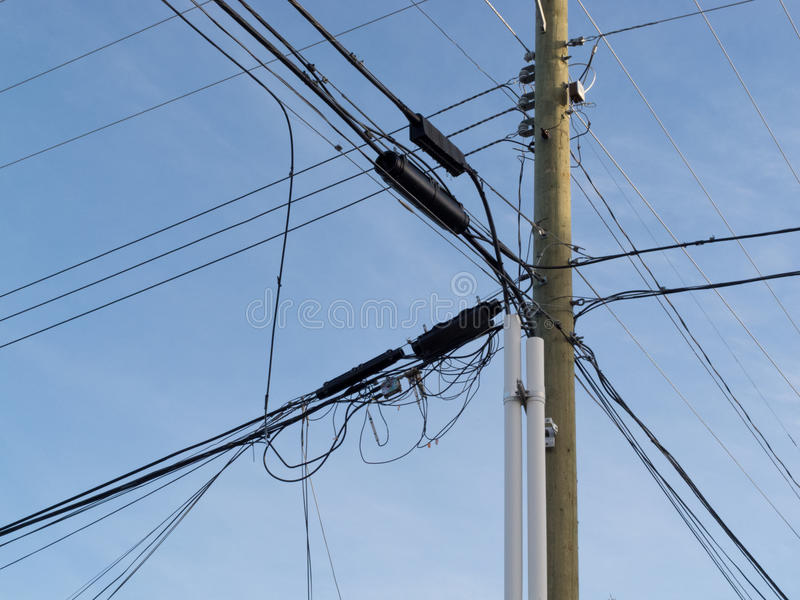 Phone Wire Poles - WIRE Center •