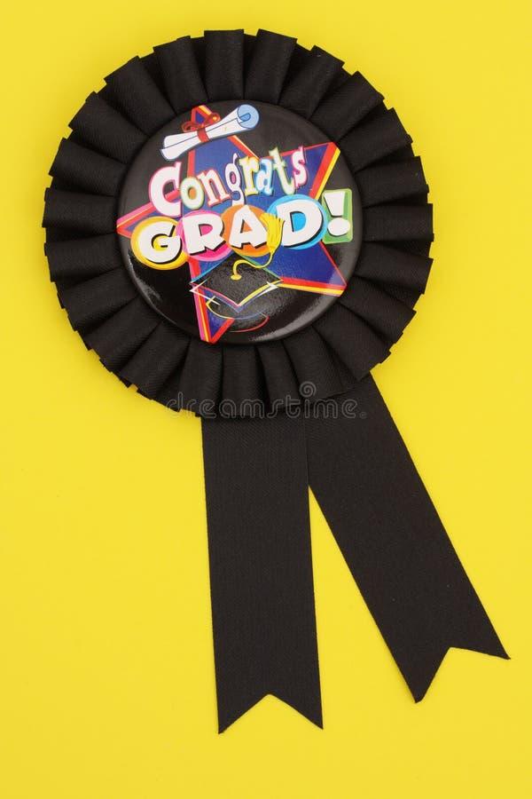 utmärkelseavläggande av examen fotografering för bildbyråer