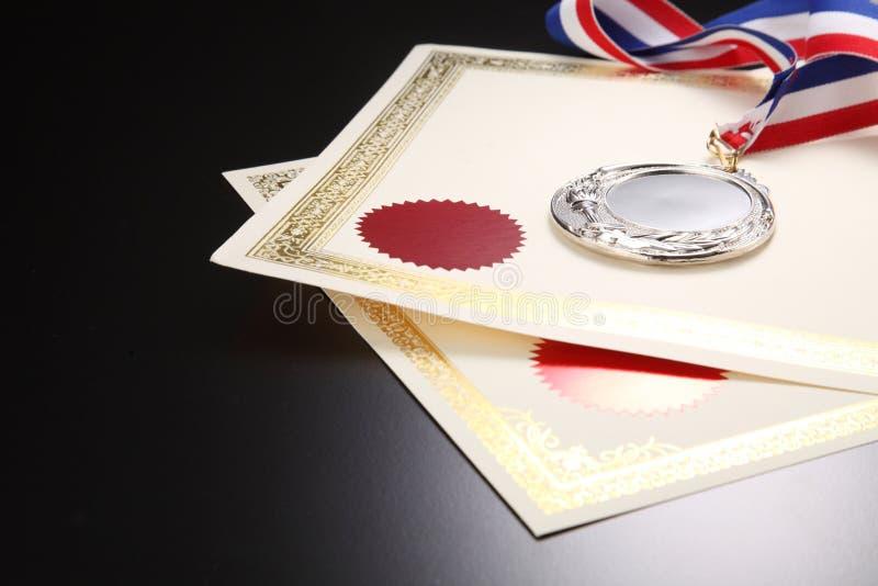 utmärkelsen arkivbild