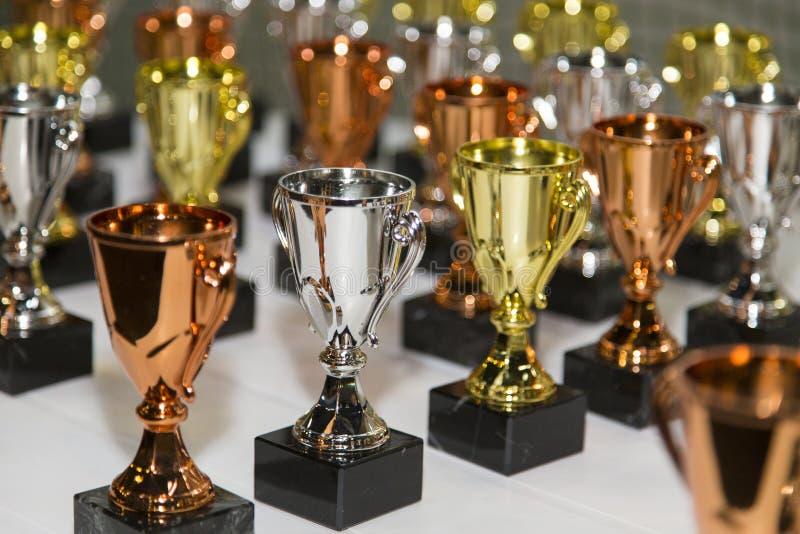 Utmärkelser royaltyfri foto