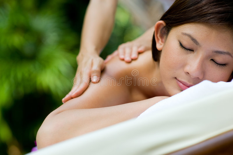 Utomhus- massage