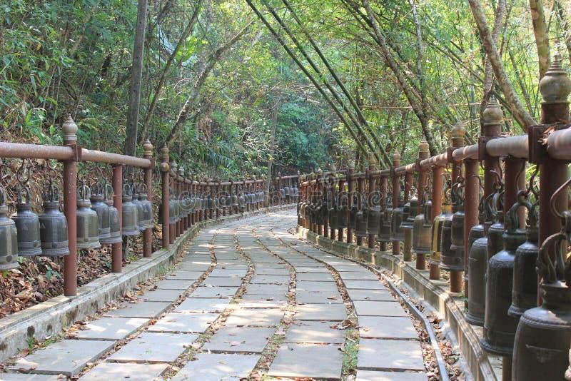 Utomhus- trädgårds- Thailand royaltyfria foton