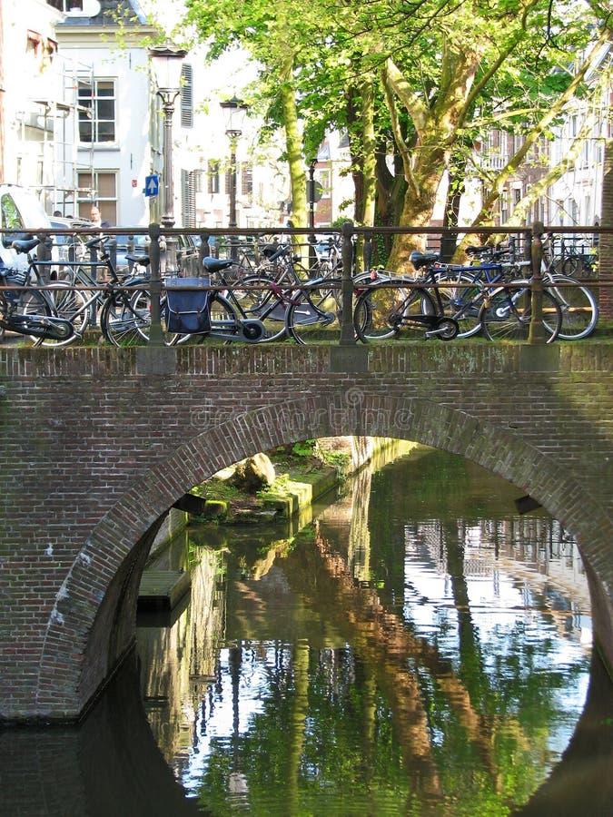 Utrecht fotografía de archivo libre de regalías
