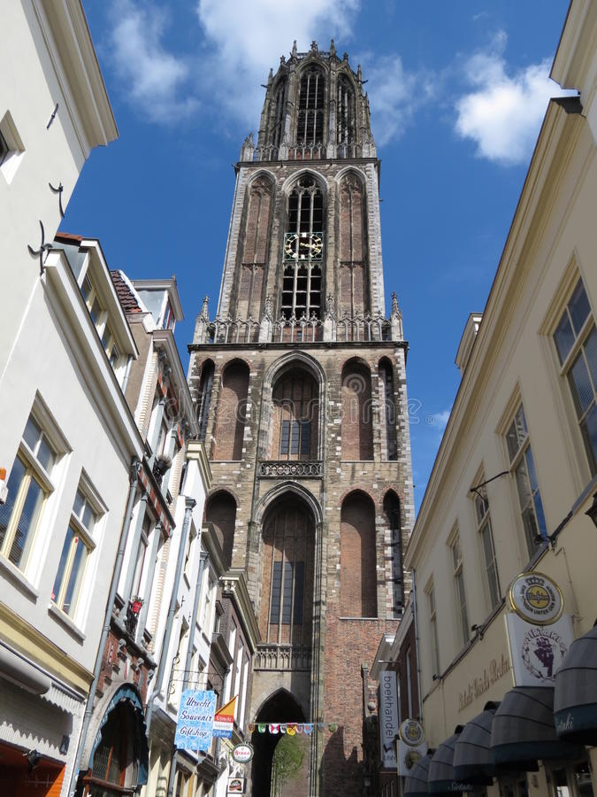 Download Utrecht cathedral editorial image. Image of landmark - 31079155