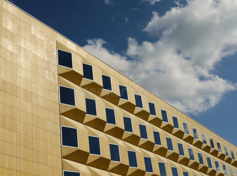 Utrecht constructiva moderna foto de archivo libre de regalías