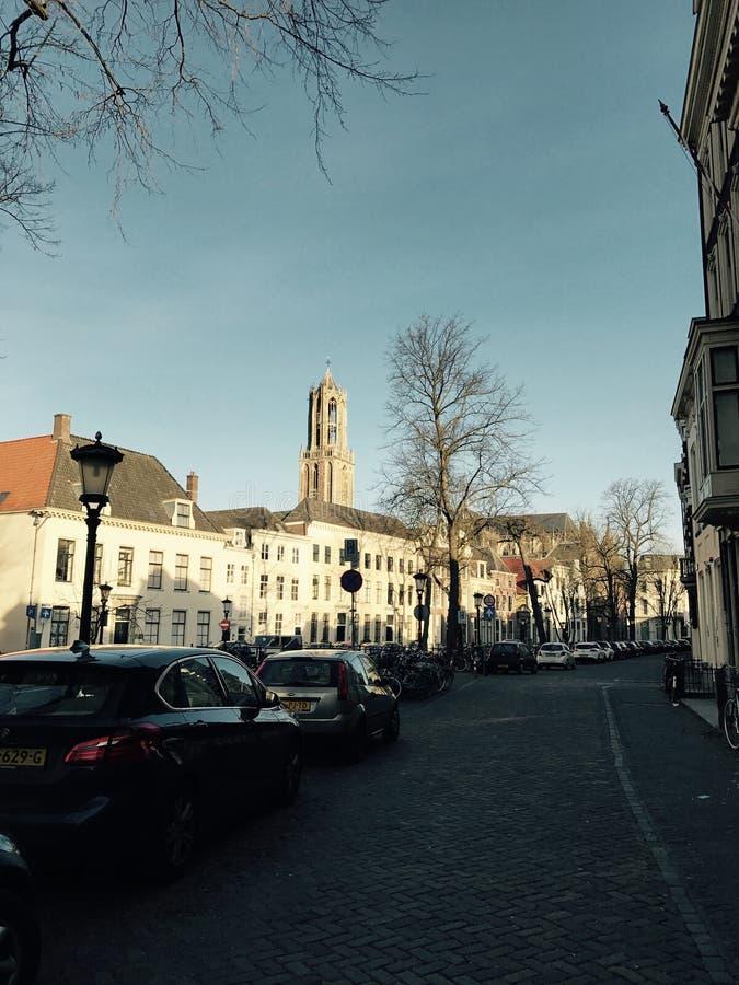Utrecht dom stockfotos