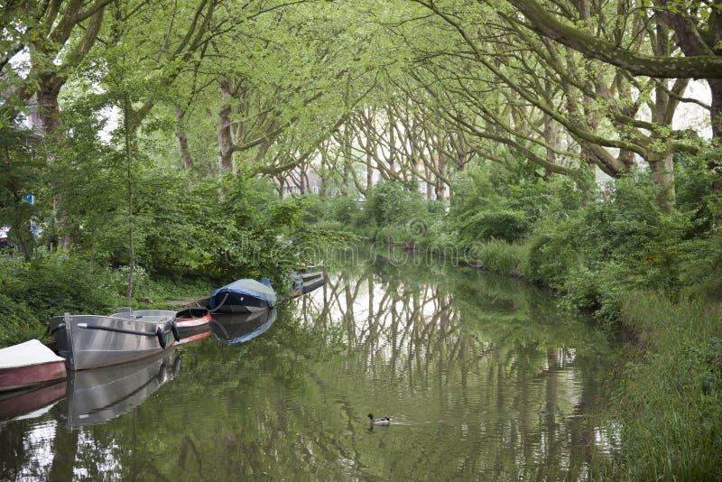 Utrecht - Holanda fotografia de stock