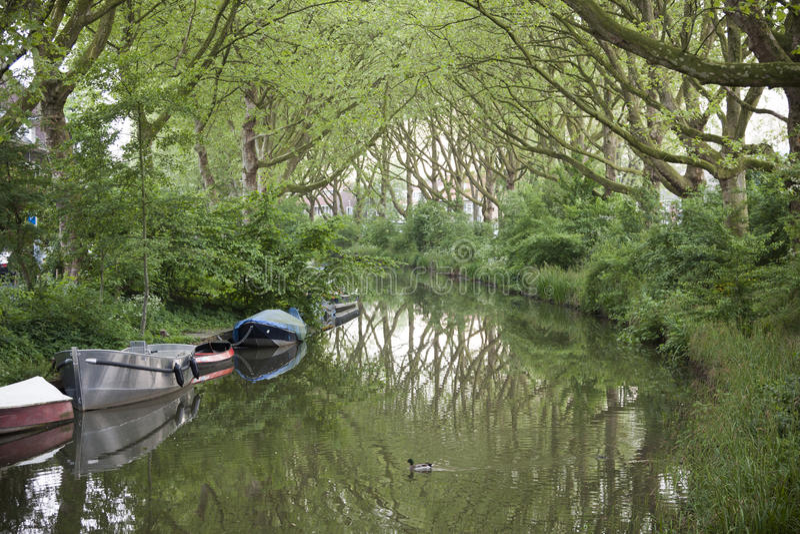 Utrecht - Holland arkivbild