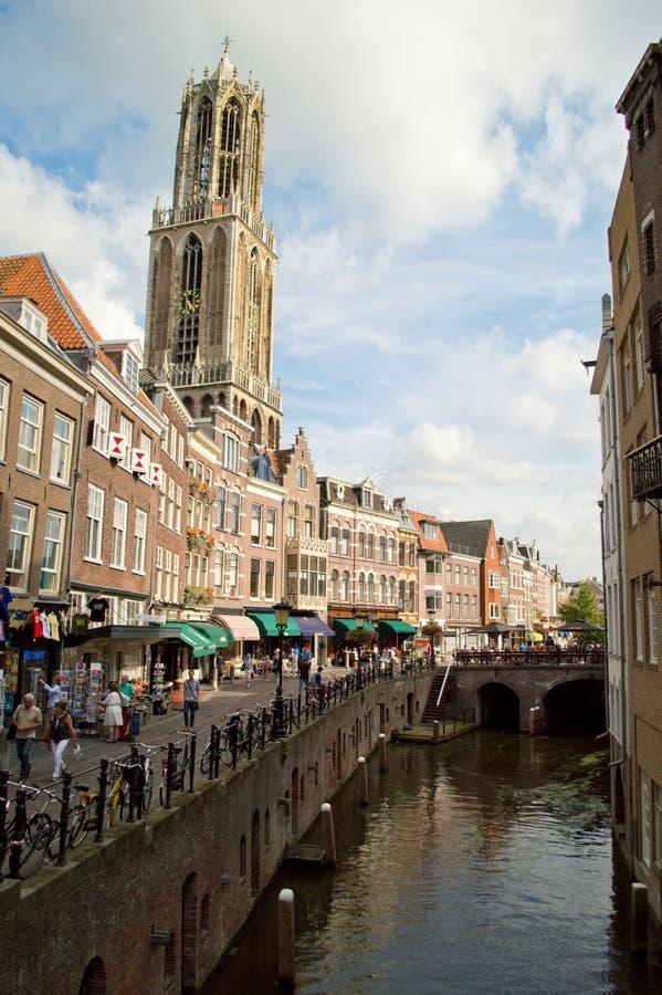 Utrecht royalty free stock image