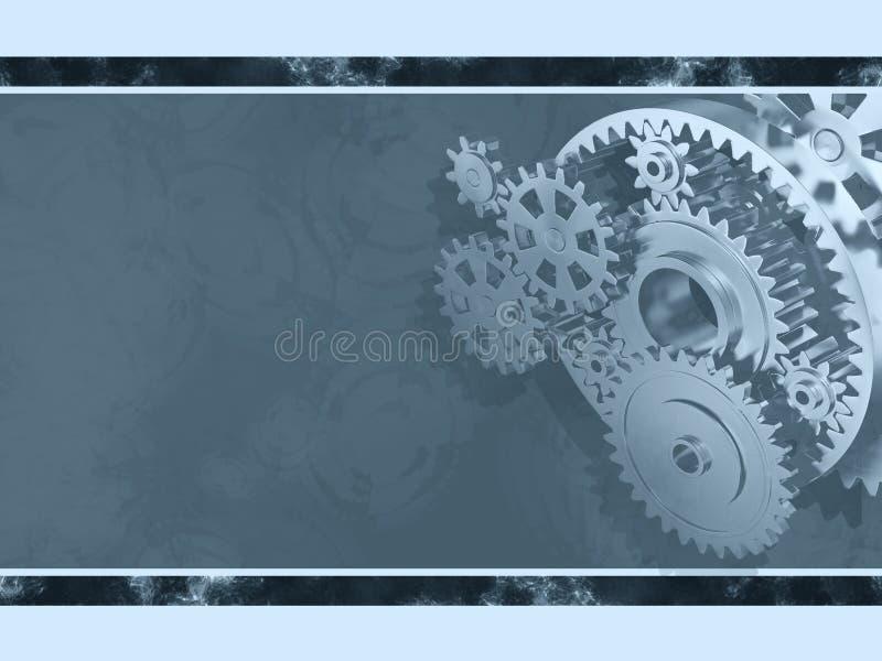 Utrustar bakgrund vektor illustrationer